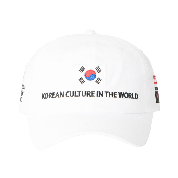 KOREAN CULTURE IN THE WORLD 볼캡